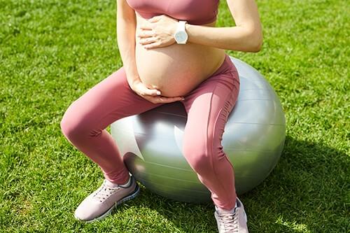 Ciąża - trener personalny